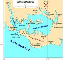 Golfe du Morbihan — Wikipédia