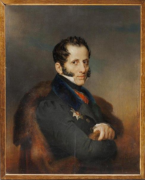File:Golike Vasily Portrait of Count Sergey Uvarov (1833).jpg