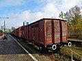 Goods vans - Warsaw Rail Museum.jpg