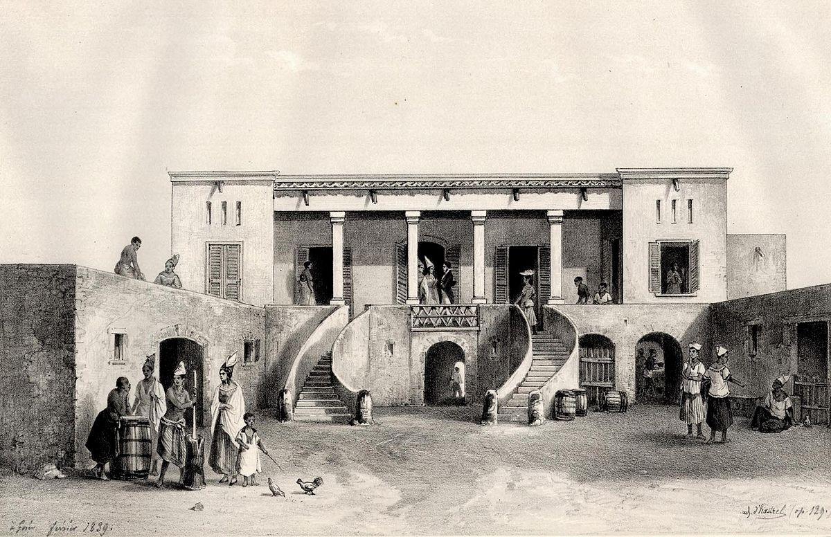 Maison des esclaves wikip dia for 7 a la maison wikipedia