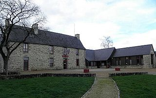 Gosné Commune in Brittany, France