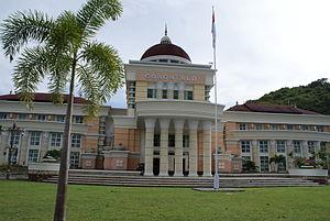 Gorontalo - Governor's office of Gorontalo Province (2010).