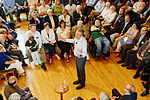 Governor of Florida Jeb Bush, Announcement Tour and Town Hall, Adams Opera House, Derry, New Hampshire by Michael Vadon 34.jpg