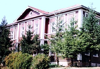 Popovo, Bulgaria - Image: Gradski muzej