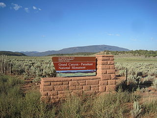 Grand Canyon–Parashant National Monument national monument in the United States
