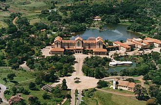Araxá - The Grande Hotel in Araxá