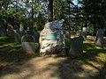 Grave of Ralph Waldo Emerson at Sleepy Hollow Cemetery.jpg