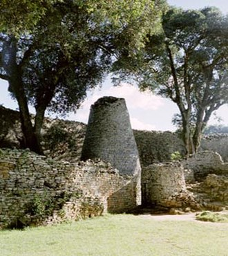 Adam Render - Part of Great Zimbabwe