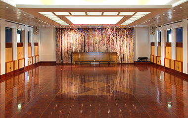 Great Hall, Parliament House, Canberra