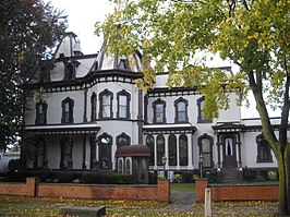 Henry DeLand House