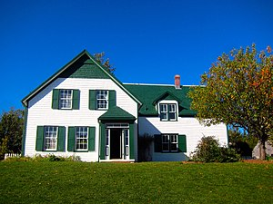 Green Gables (Prince Edward Island) - Image: Green Gables 02
