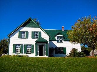 Green Gables (Prince Edward Island) - Image: Green Gables 02