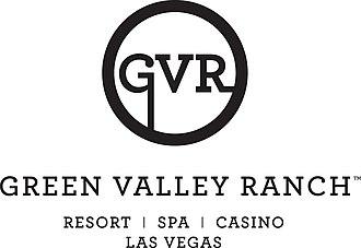 Green Valley Ranch - Image: Green Valley Ranch logo