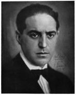 Gregorio Marañón - retrato