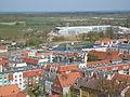 Greifswald Hafen vom-Turm-des-Doms-St.-Nikolai-aus-gesehen April-2009 SL272488.JPG