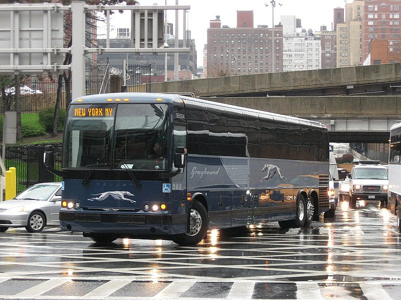 Greyhound Bus New York To Atlantic City