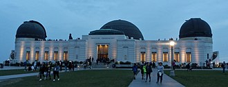Griffith Observatory - Griffith Observatory during dawn