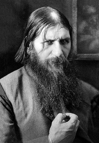 Grigori Rasputin - Rasputin in 1916
