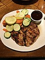 Grilled Chicken on the Barbie, Outback Steakhouse.jpg