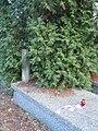 Grob Leona Garbarskiego-Grave of Leon Garbarski.JPG