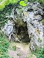 Grotte des tufs, près de la cascade inférieure de la source du Val.jpg
