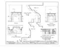 Grumblethorpe Tenant House, 5269 Germantown Avenue, Philadelphia, Philadelphia County, PA HABS PA,51-GERM,24- (sheet 6 of 9).png