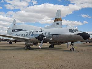 Guantanamo Bay aircraft at Pima Air & Space Museum.JPG