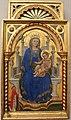 Guariento di arpo, madonna in trono col bambino e donatore, 1355-60 ca.JPG
