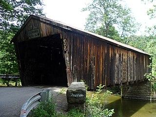 Gudgeonville Covered Bridge