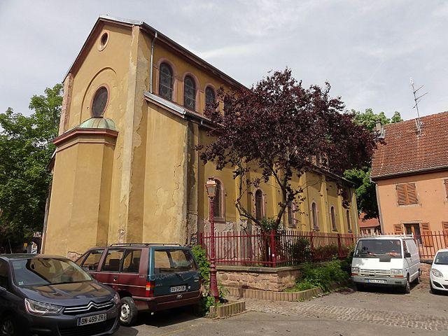Синагога Гебвиллера
