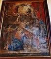 Guerlesquin 27 Eglise Saint-Ténénan Tableau de la Confrérie de l'Agonie de la Bonne Mort (1866).jpg