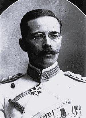 Gustav Adolf von Götzen - Image: Gustav Adolf von Götzen