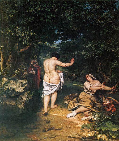 ファイル:Gustave Courbet - The Bathers - WGA05500.jpg