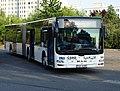 Háje, MAN Lion's City G dopravce ČSAD Polkost na lince 387.jpg