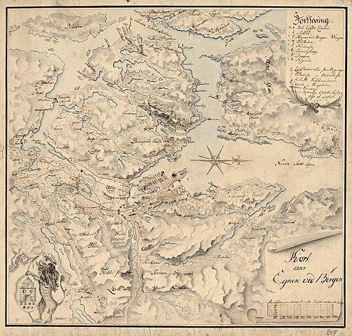 kart over bergen og omegn File:Håndtegkart over Bergen med omegn (24658743400).  kart over bergen og omegn
