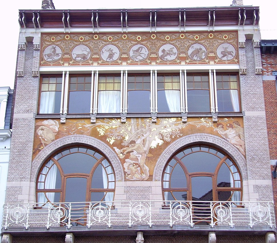 Hôtel Ciamberlani Sgraffite 2007