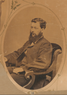 H. D. Packard surveyor in the early days of the colony of South Australia