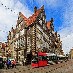 Am Markt in Bremen