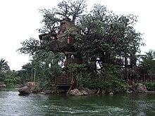 Tarzan\'s Treehouse - Wikipedia