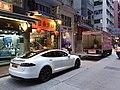 HK 上環 Sheung Wan 永樂街 Wing Lok Street shop July 2018 SSG 11 white carpark.jpg