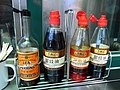 HK 海洋公園 Ocean Park Old Hong Kong food shop 02 pricing Lee Kum Kee bottles April-2012.JPG