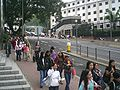 HK Garden Road After Church Sunday 2.JPG