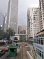 HK tram view Shek Tong Tsui to Sai Ying Pun Des Voeux Road West Sheung Wan Des Voeux Road Central September 2020 SS2 08.jpg