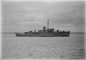 HMAS Colac - Image: HMAS Colac SLV H91.108 1431