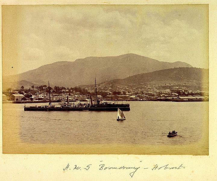 File:HMS Boomerang in Hobart.jpg