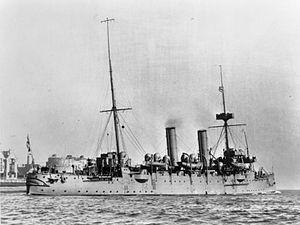 HMS Forte (1893)