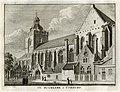 HUA-135832-Gezicht op de Buurkerk op het Buurkerkhof te Utrecht uit het zuidoosten.jpg