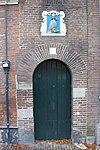 haarlem - bakenessergracht bij 84 (poortje)