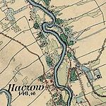Haczow am Wislok bei Krosno Josephinische Landesaufnahme (1806-1869).jpg
