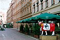 Halle (Saale), the Sternstraße.jpg